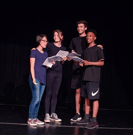 Acting Intensive Highlights