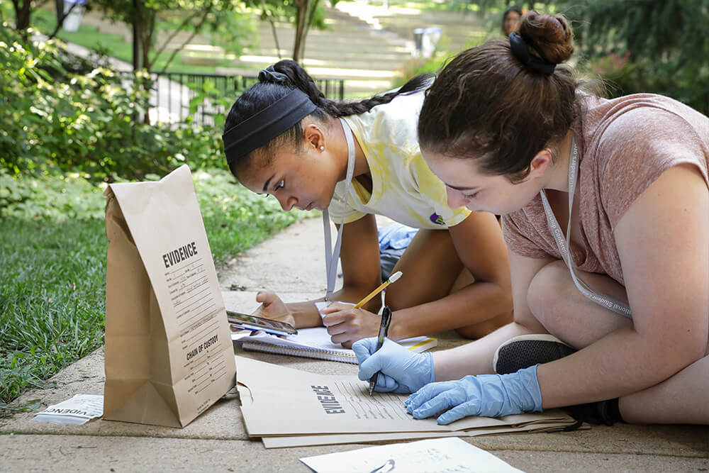 Forensic Science Evidence