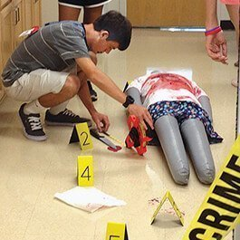 Forensic Science Simulations